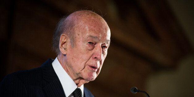 Giscard et la grande
