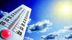 Hausse des températures demain sur l'Est et l'Ouest du