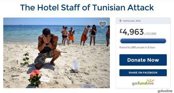 Tunisie: Un citoyen britannique vous propose de donner des fonds pour les employés de l'hôtel touchés...