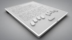 Voici la première tablette tactile entièrement en