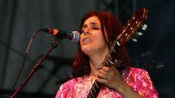 Souad Massi en concert à Alger