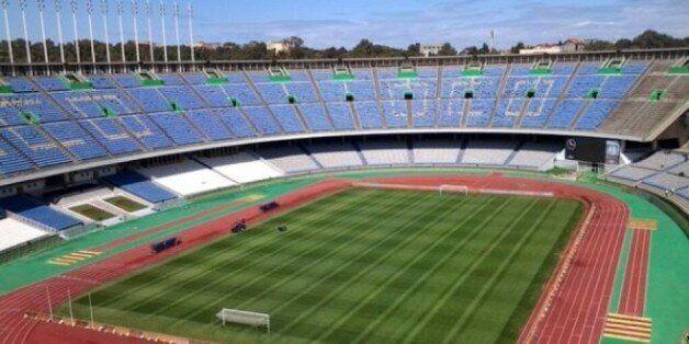 Le stade 5-juillet de nouveau prêt à accueillir des compétitions nationales et