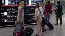 10 avions envoyés pour rapatrier 2.500 touristes