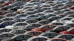 Les importations des véhicules plafonnées à 400.000 unités par