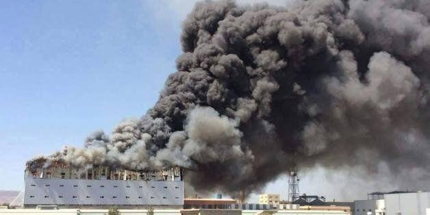 Bordj Bou Arreridj: près de 15.000 climatiseurs Condor ravagés par un incendie dans un entrepôt du groupe