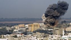 Gaza: une carte interactive pour discerner les attaques aériennes israéliennes en