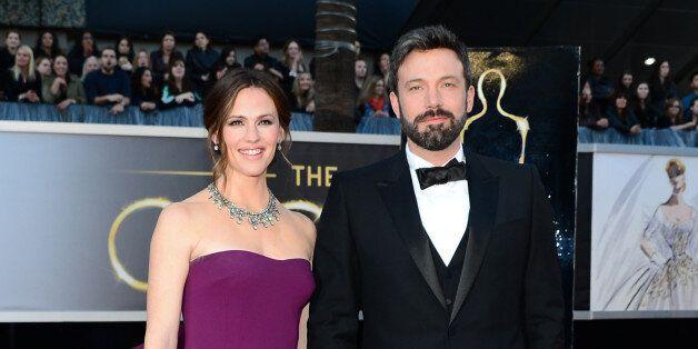 Ben Affleck et Jennifer Garner annoncent leur