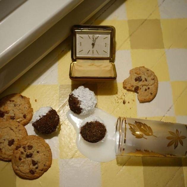 Des Gremlins faits en gâteau: l'expérience culinaire d'une photographe américaine