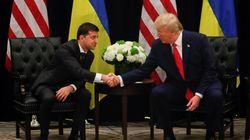 트럼프가 우크라이나에 조 바이든을 수사하라고