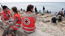 Migrants réfugiés à la frontière franco-italienne: