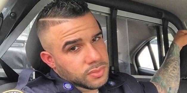 Des centaines de femmes veulent que ce policier les