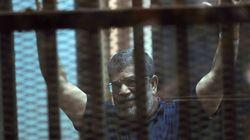 Egypte: peine de mort confirmée pour l'ex-président Morsi dans un 3e