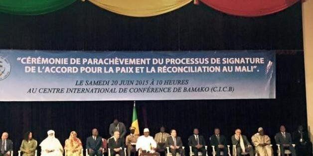 Crise malienne: chronologie des étapes du dialogue