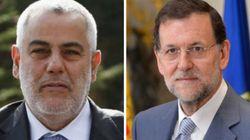 Rencontre Maroc-Espagne: Abdelilah Benkirane et Mariano Rajoy évitent les sujets qui