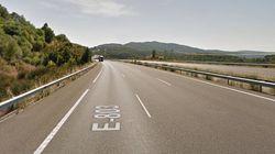 Tres personas mueren en un accidente en la Autovía de la Plata en