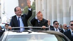 La visite du président français François Hollande à Alger décryptée au CPP