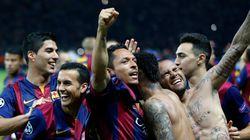 Le Fc Barcelone remporte la Ligue des