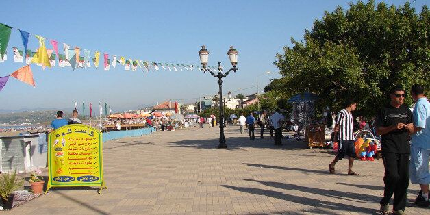 Début des travaux d'aménagement d'un boulevard de front de mer à
