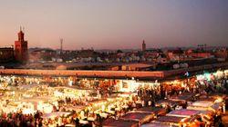 A Marrakech, les restaurants de la place Jamaa El Fna font peau