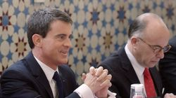 Débuts lundi au ministère de l'Intérieur français de la large