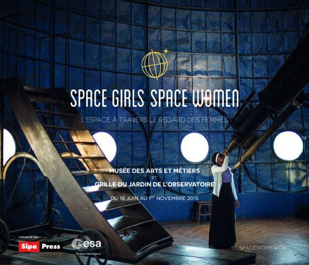 Des femmes photographes explorent l'univers pour l'exposition