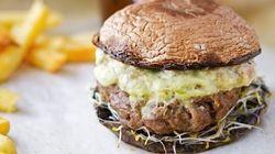 10 burgers sans pain pour changer des traditionnels
