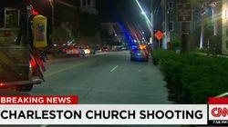 Etats-Unis: un tireur blanc fait 9 morts dans une église noire de