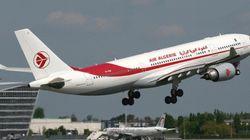 Air Algérie: un avion fait une sortie de piste à l'aéroport