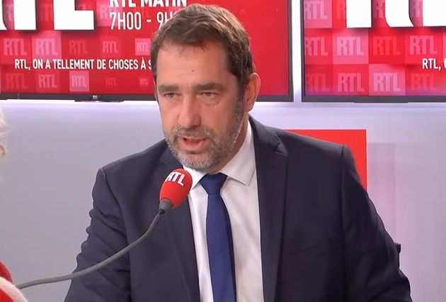 Sur RTL, le ministre de l'Intérieur a annoncé qu'il allait signaler à la justice les propos tenus par...