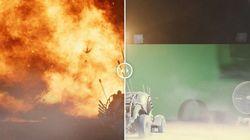 Mad Max Fury Road: L'avant et après effets