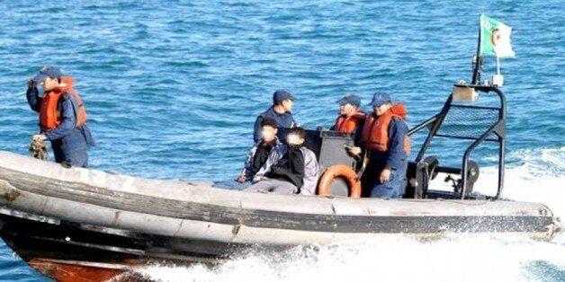 Vingt-huit candidats à l'émigration clandestine interceptés au large