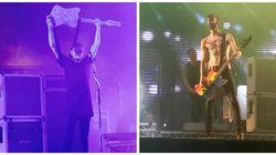 Placebo à Mawazine: Un concert aux couleurs gay
