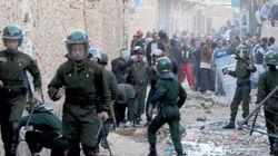 Une quinzaine de gendarmes blessés dans des heurts entre jeunes à