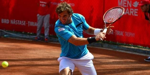 Roland Garros: Malek Jaziri s'incline lourdement au premier tour
