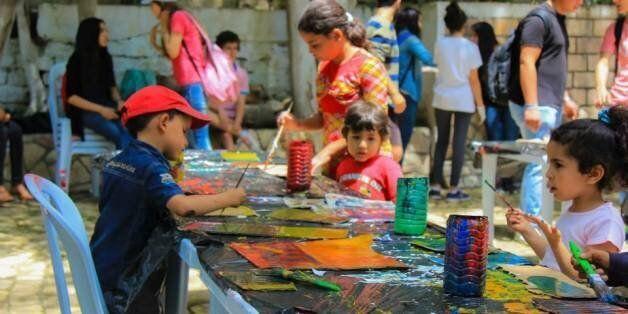 Au Kef, les jeunes habitants ressortent les pinceaux pour embellir leur ville