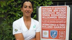 Tennis: Inès Ibbou s'incline au second tour de