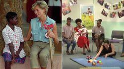 Meghan sulle orme di Lady D: in Sudafrica incontra le mamme malate di