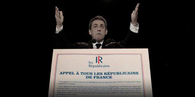 L'UMP c'est fini, Sarkozy annonce que le parti s'appelle