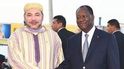 Mohammed VI quitte Bissau et arrive à
