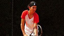 Tennis: une joueuse algérienne à Roland