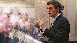 Rivera impide una coalición entre Ciudadanos y PP en