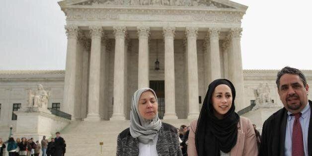 Etats-Unis: La Cour suprême tranche en faveur d'une femme voilée chez