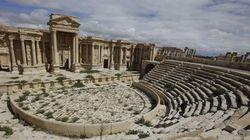 Daech exécute 20 hommes dans le théâtre romain de