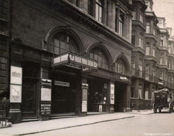 À Londres, une station de métro abandonnée, repaire secret de Churchill, va être métamorphosée