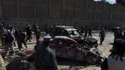 Attentat suicide près de l'aéroport de Kaboul, au moins deux