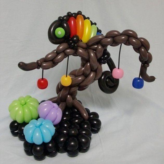 Les sculptures en ballons de l'artiste japonais Masayoshi Matsumoto sont incroyables