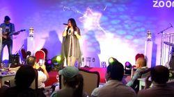 Siham Assif chante Hotel California, les internautes se