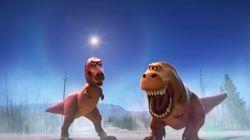 Disney et Pixar font leur Jurassic Park (en plus