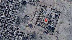 Palmyre, c'est aussi une prison