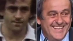 Une-deux, coups francs directs: Platini a conservé son talent de